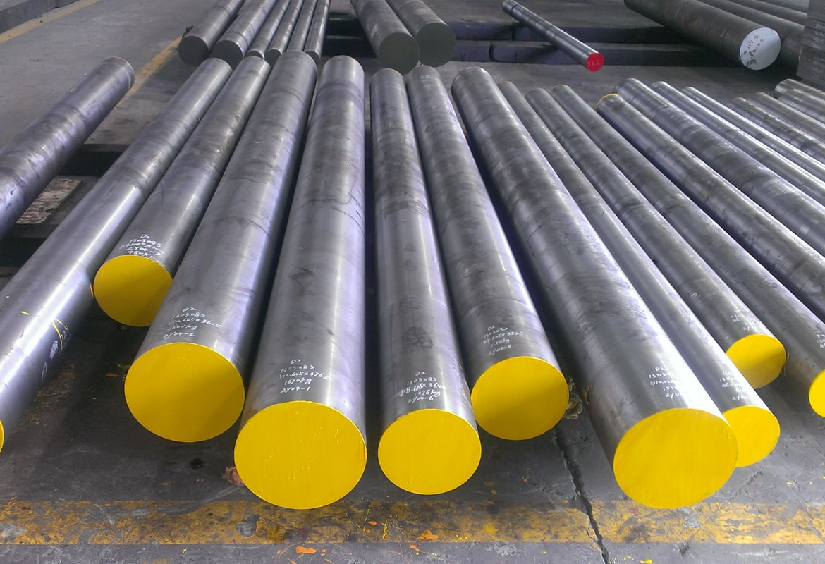 Stainless Steel Round Bars, Rods