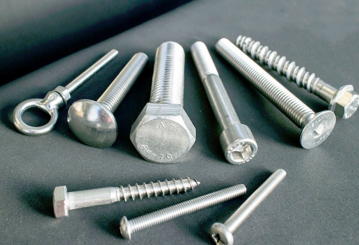 Nickel Alloy 200 / 201 Bolts