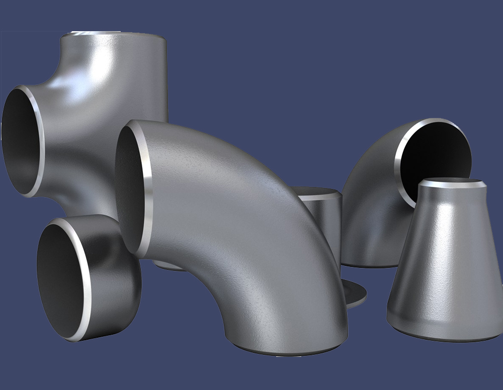 Alloy pipe fittings buttweld