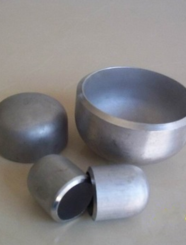Alloy 20 Pipe Caps