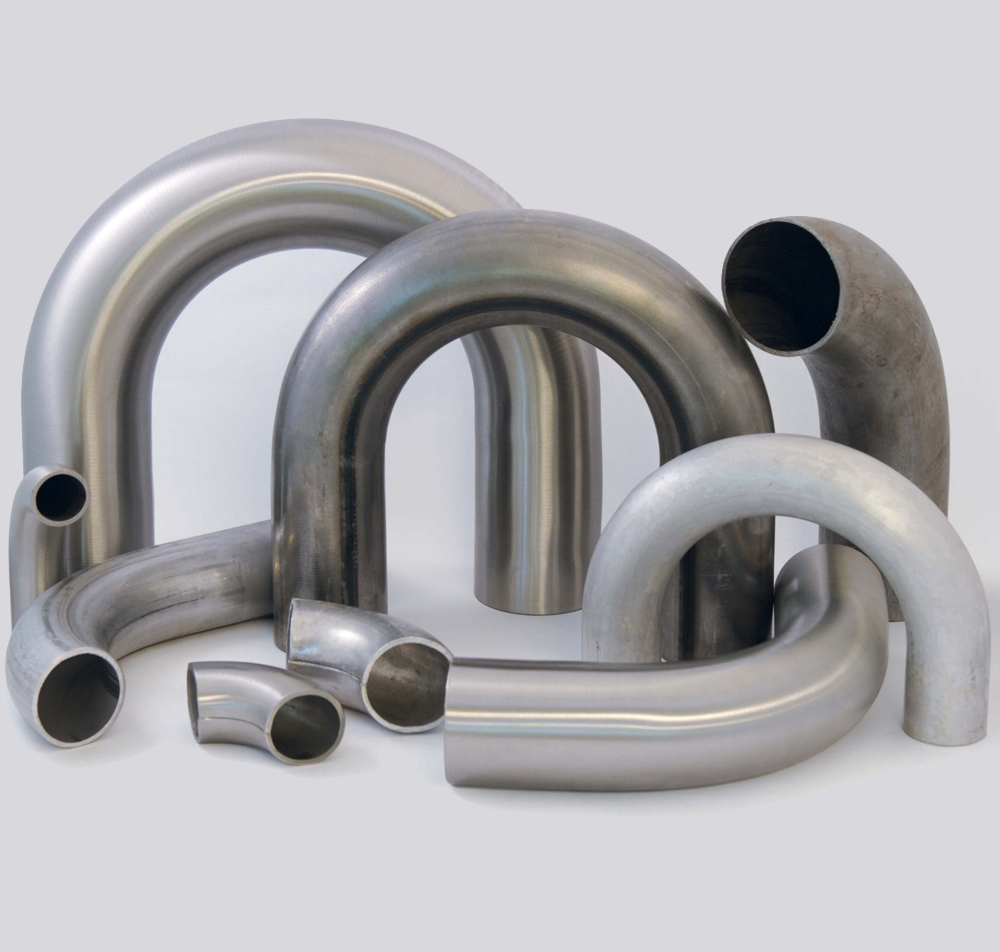 Inconel 601 / 718 Pipe Bend