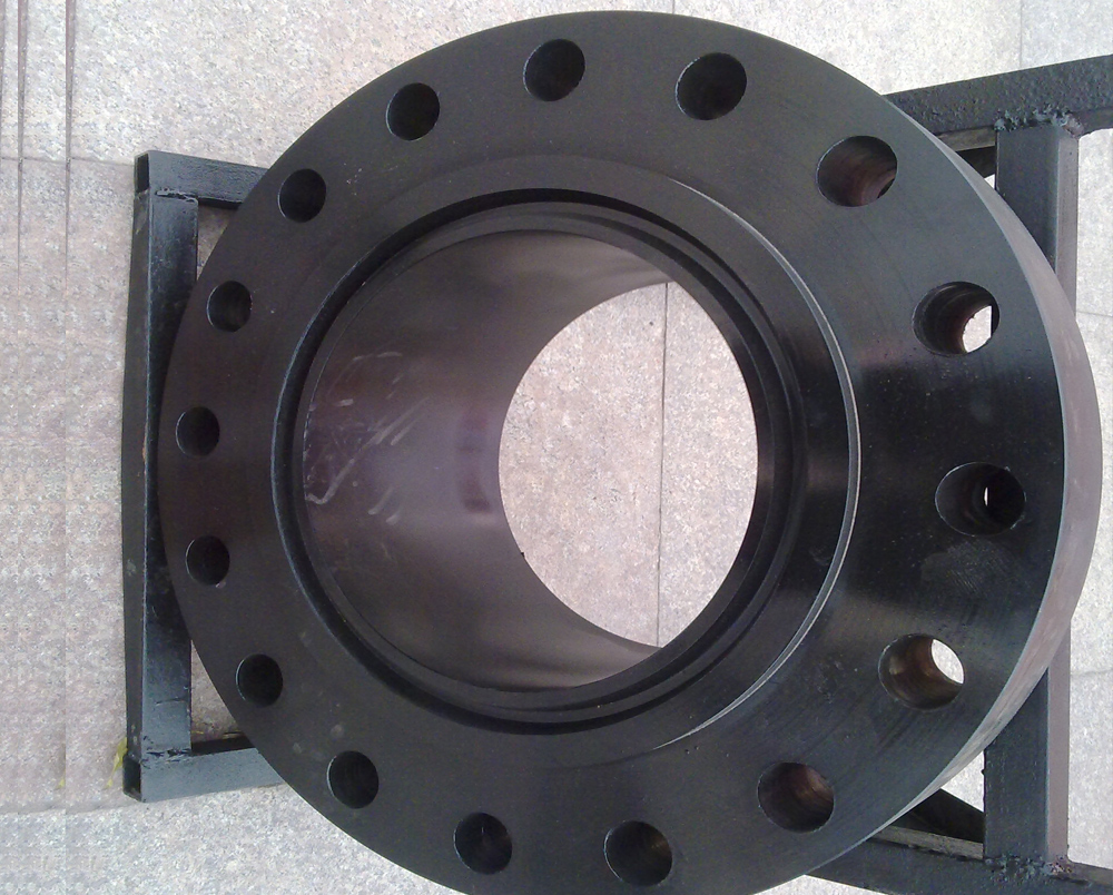 Carbon Steel RTJ Flanges