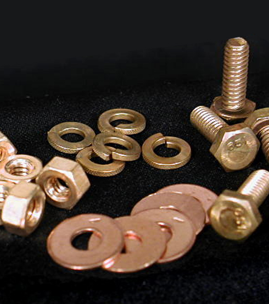 Cupro Nickel Hot Forged Fasteners