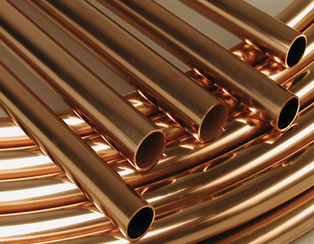 Copper Nickel EFW Pipe