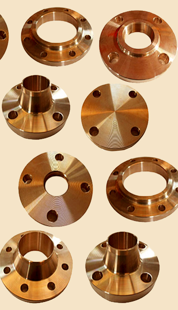 Copper Nickel SWRF Flanges