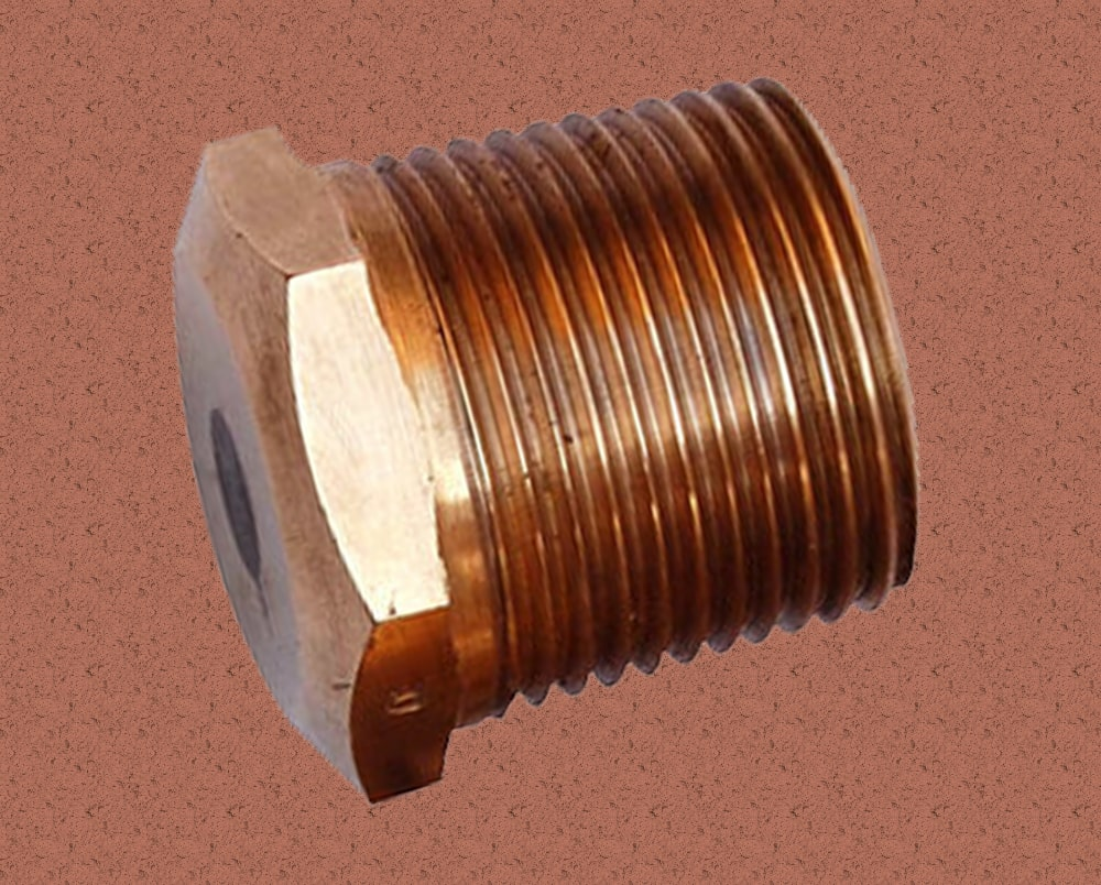 Copper nickel forged fittings cupro high pressure