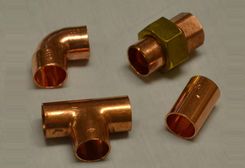 Cupro nickel pipes cu ni pipe fittings