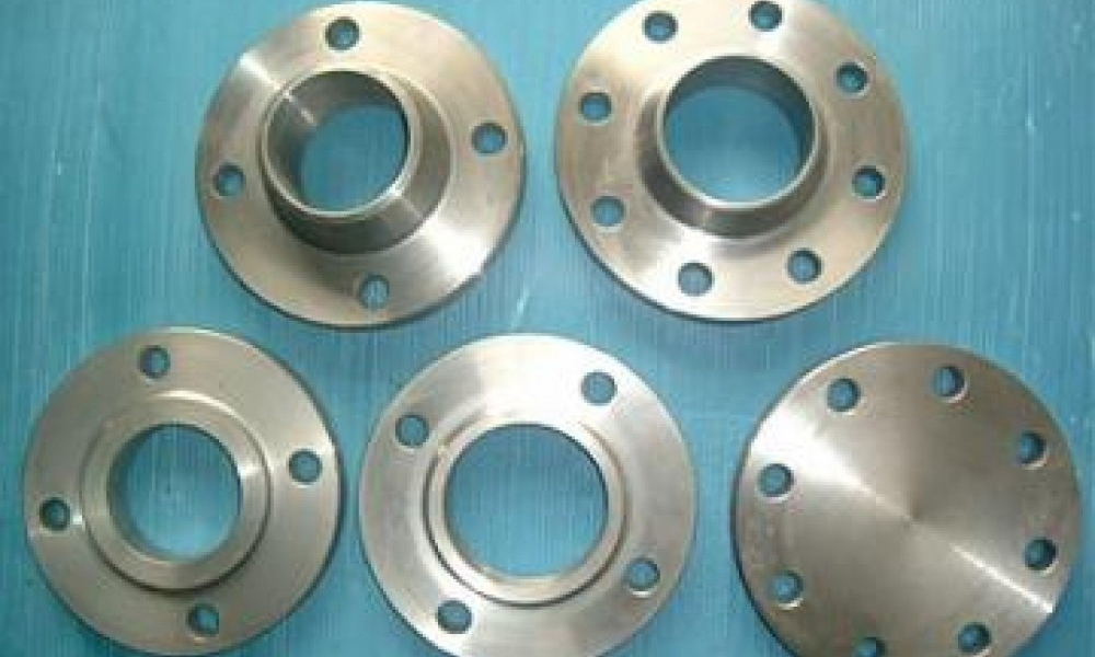 Nickel Alloy 200 / 201 Plate Flanges