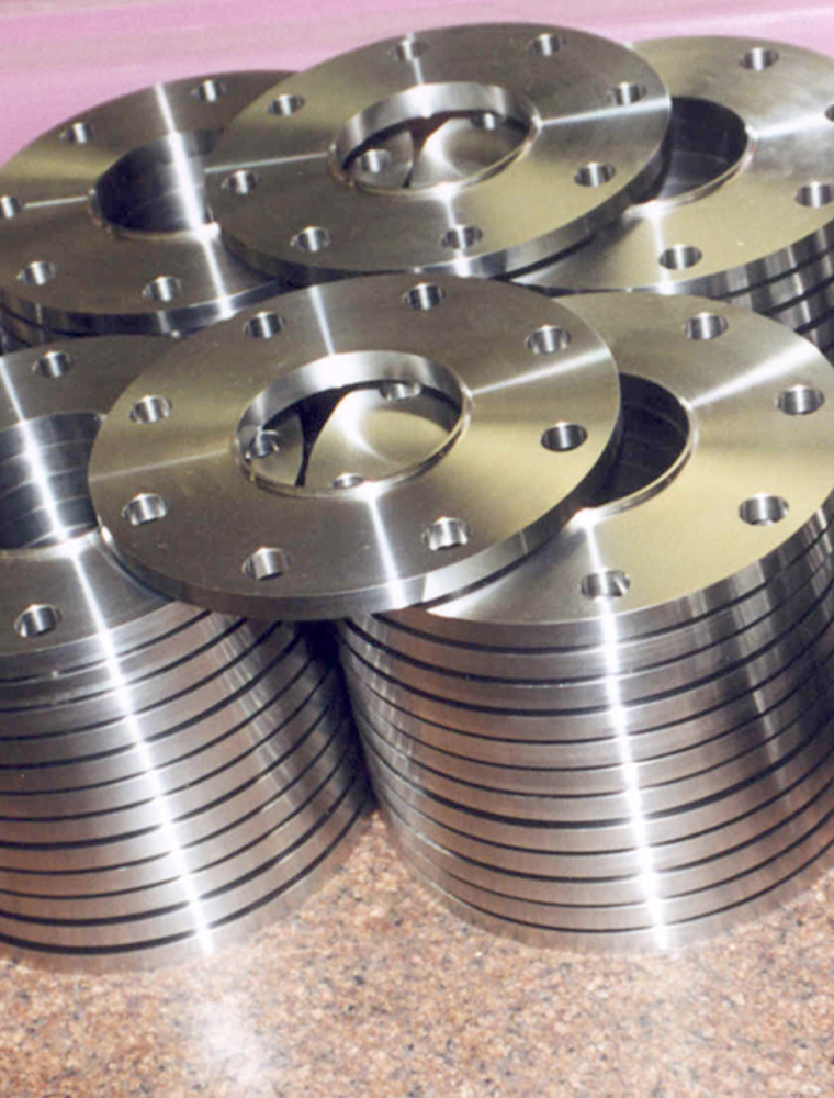 Nickel Alloy 200 / 201 Slip On Flanges