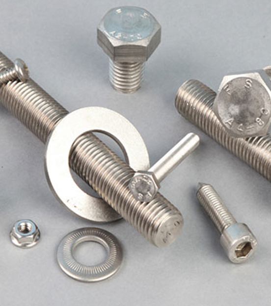 Super Duplex Steel UNS s32750/s32760 Hot Forged Fasteners