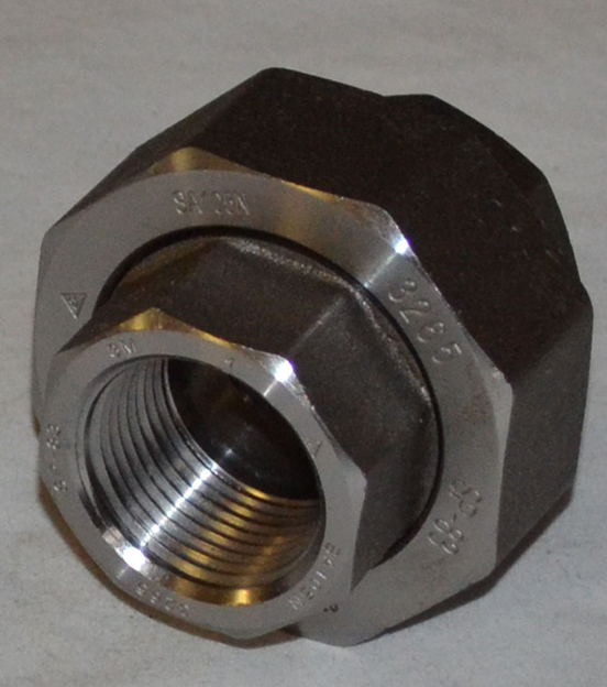 Inconel Alloy Threaded Unions