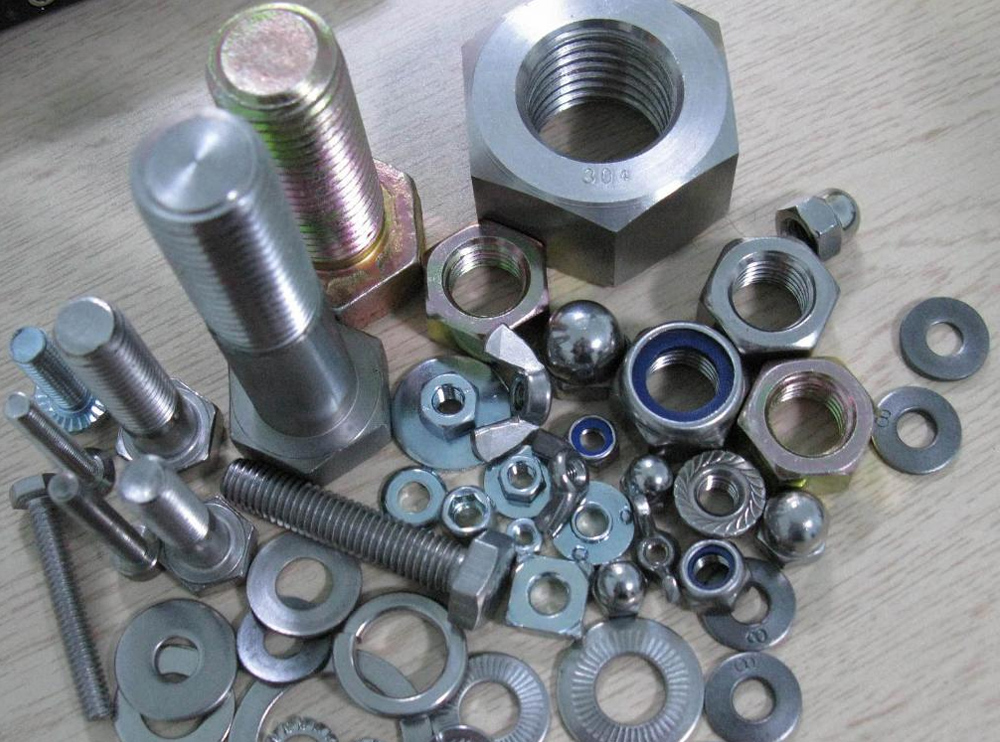 Nickel Alloy 200 / 201 Industrial Fasteners