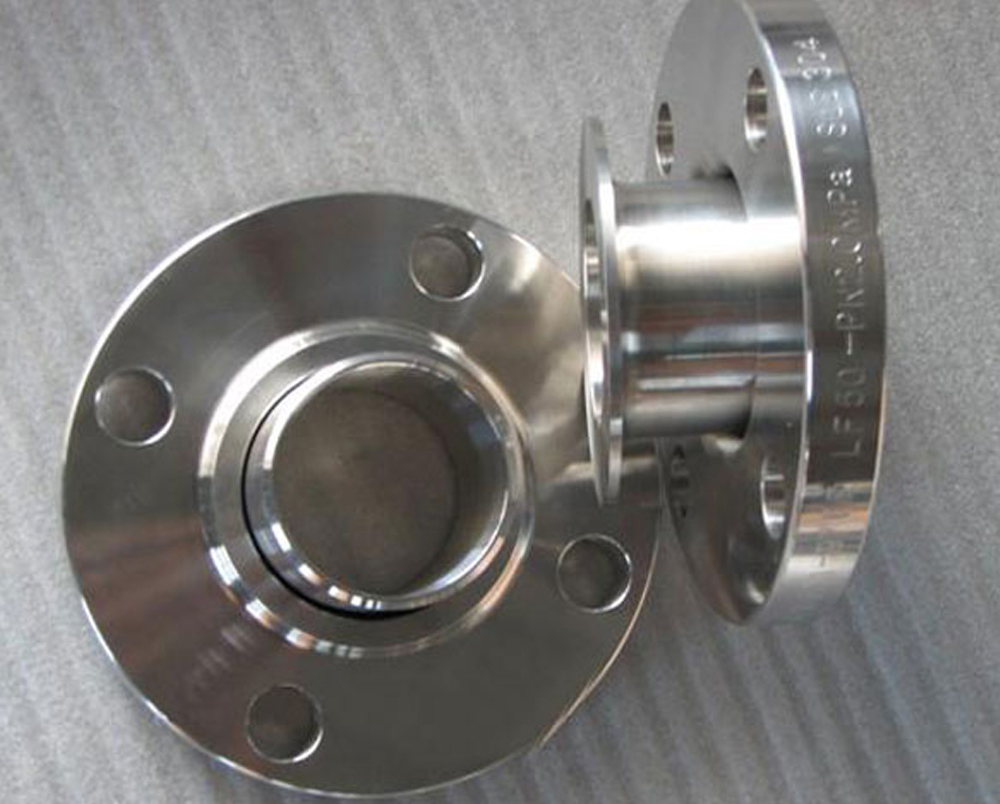 Alloy 20 Loose Flanges