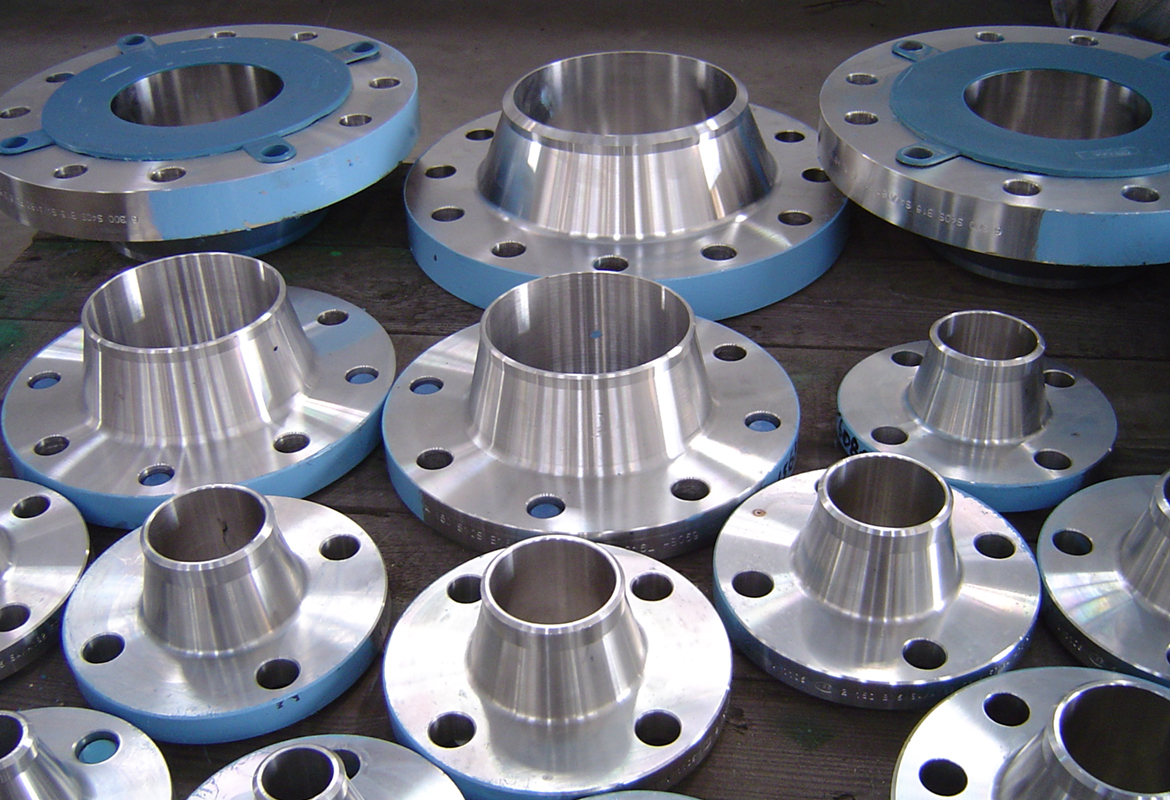 Monel 400 / K500 Flanges