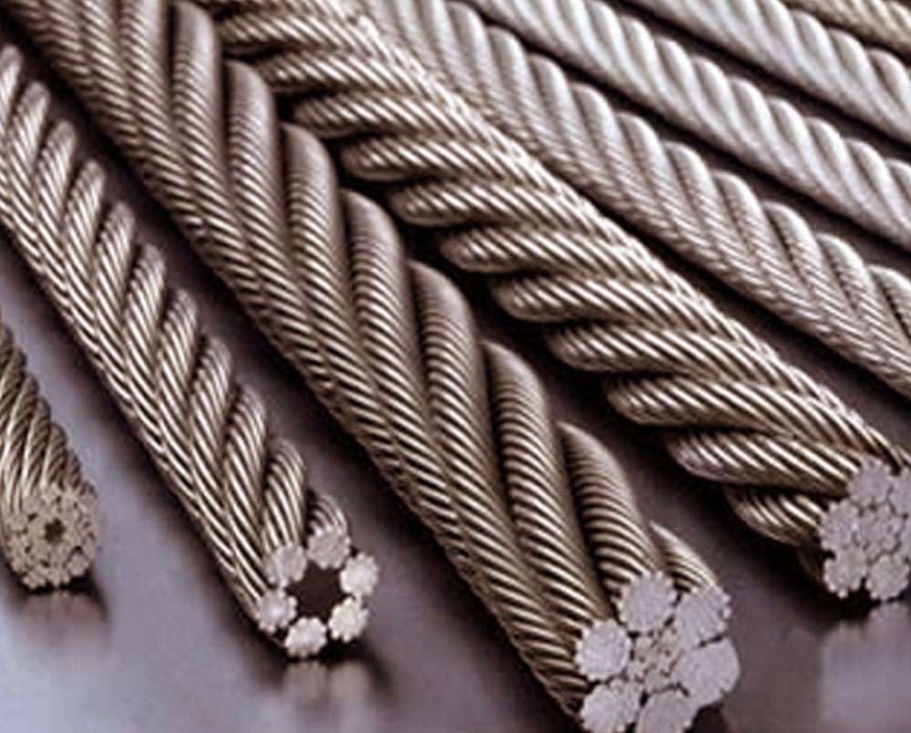 Monel Rope Wire