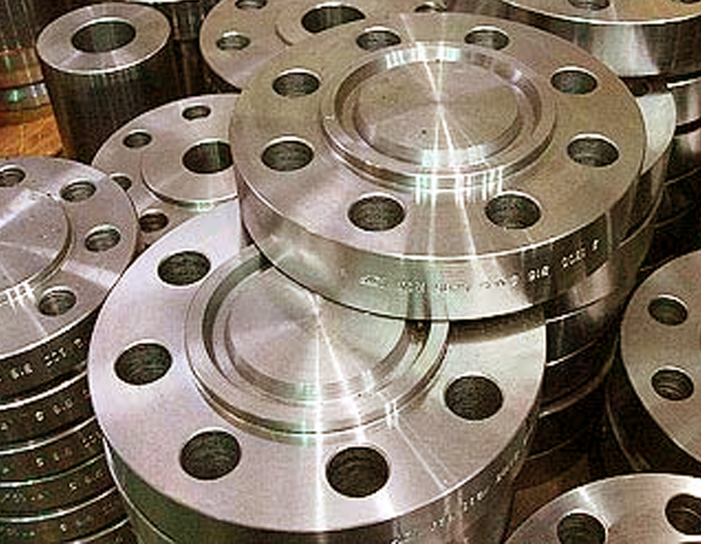 Monel Ring Type Joint Flanges