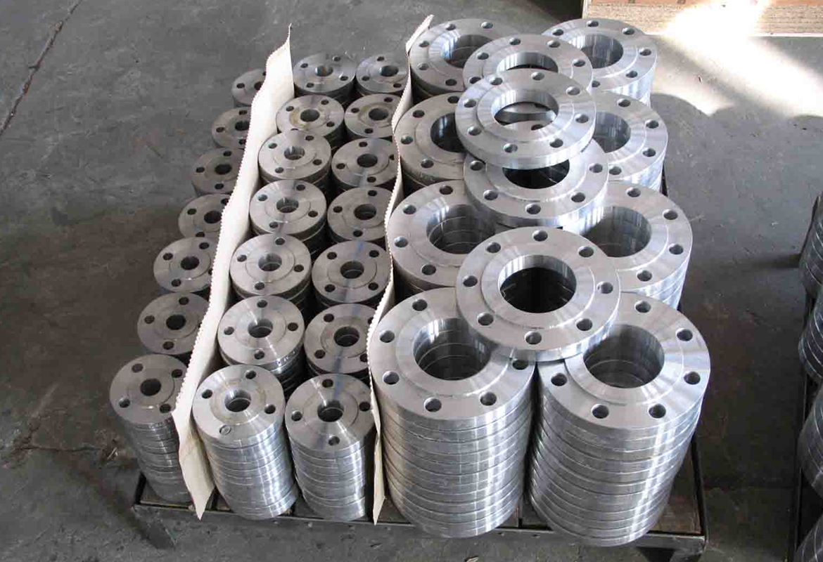 Nickel Alloy 200 / 201 Flanges