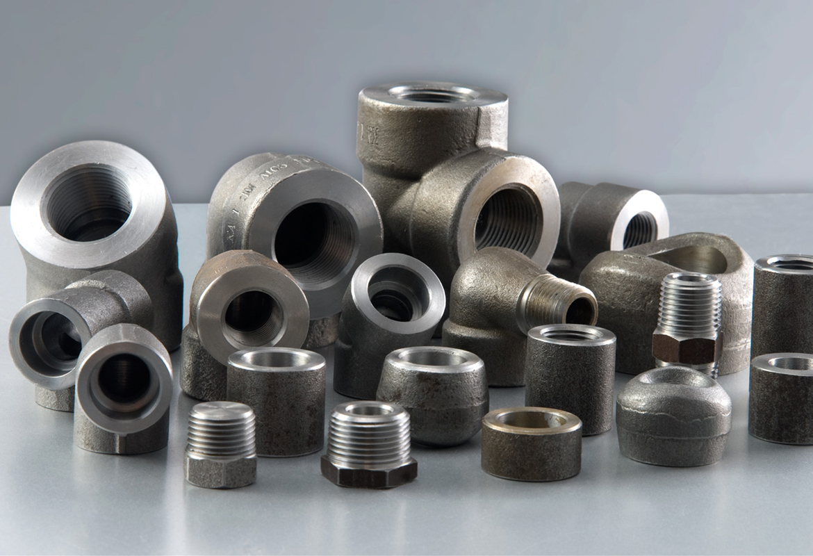Nickel Alloy Forging : Nickel alloy forged fittings high