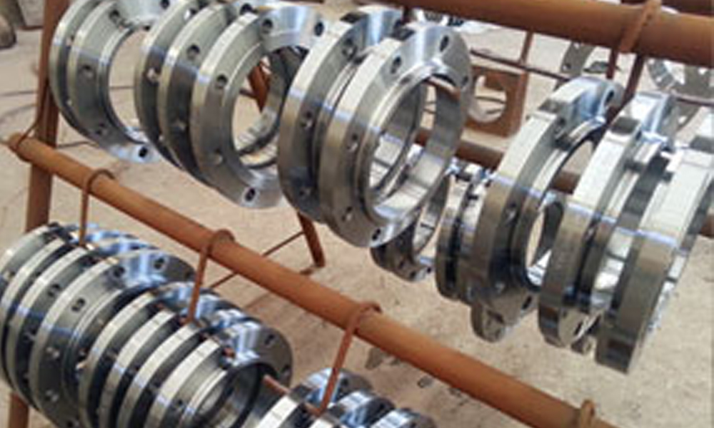 Nickel Alloy RTJ Flanges