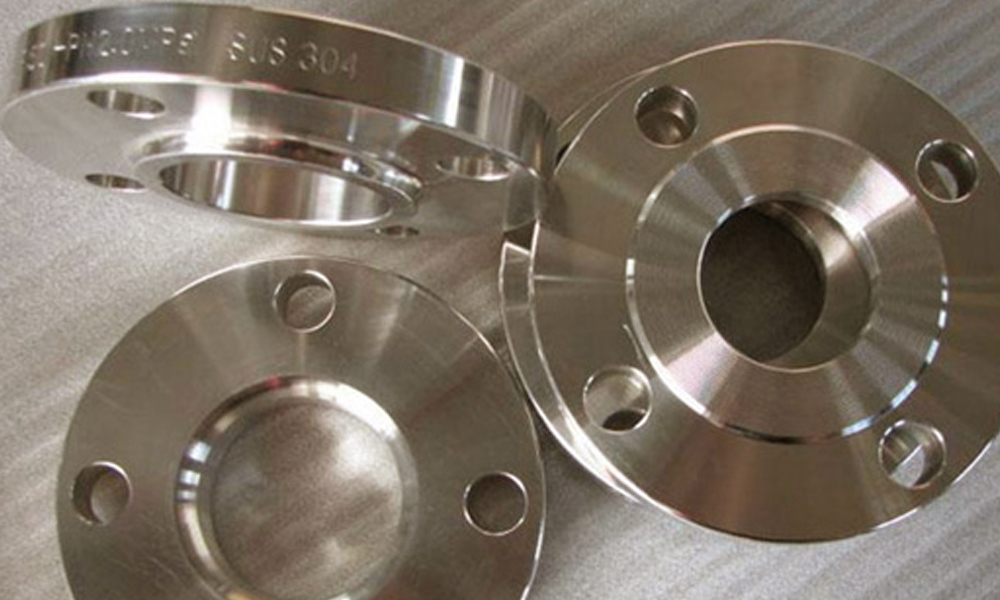 Nickel Alloy SWRF Flanges