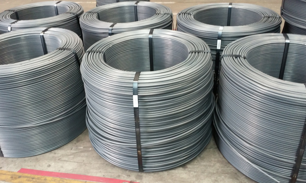 Nickel Alloy Wire Coil