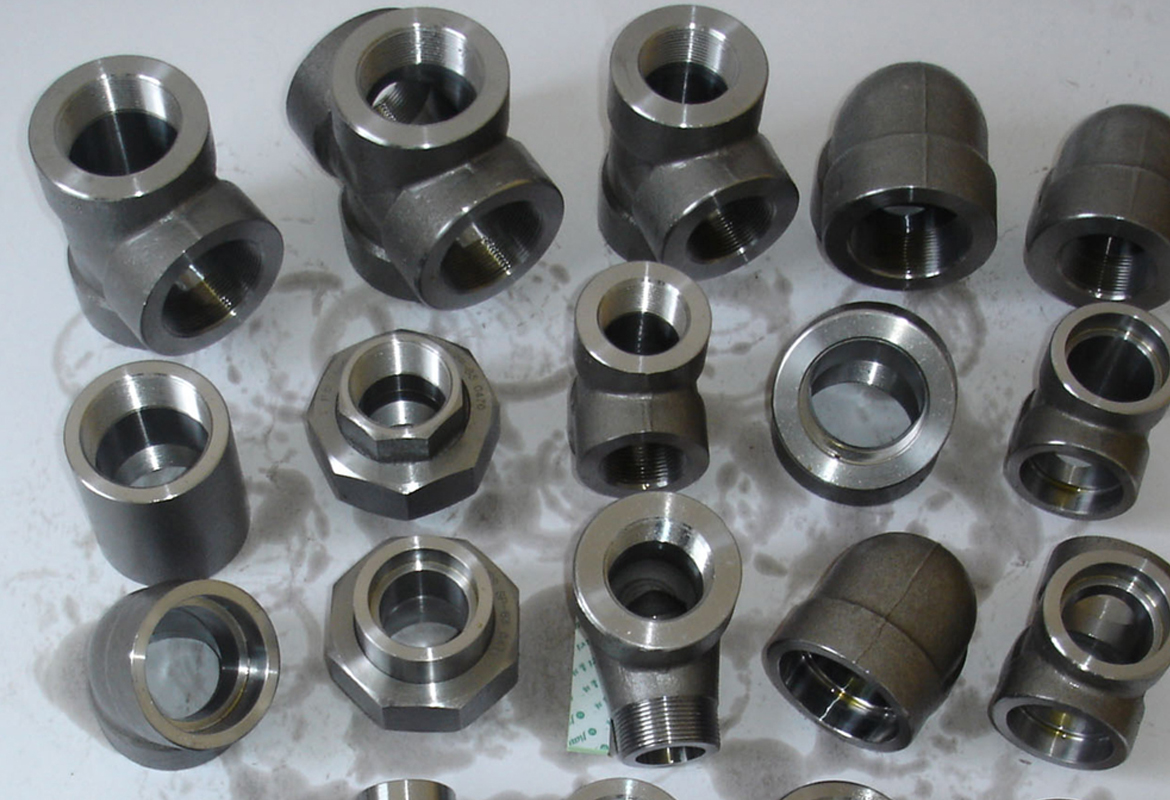 Hastelloy forged fittings alloy high pressure