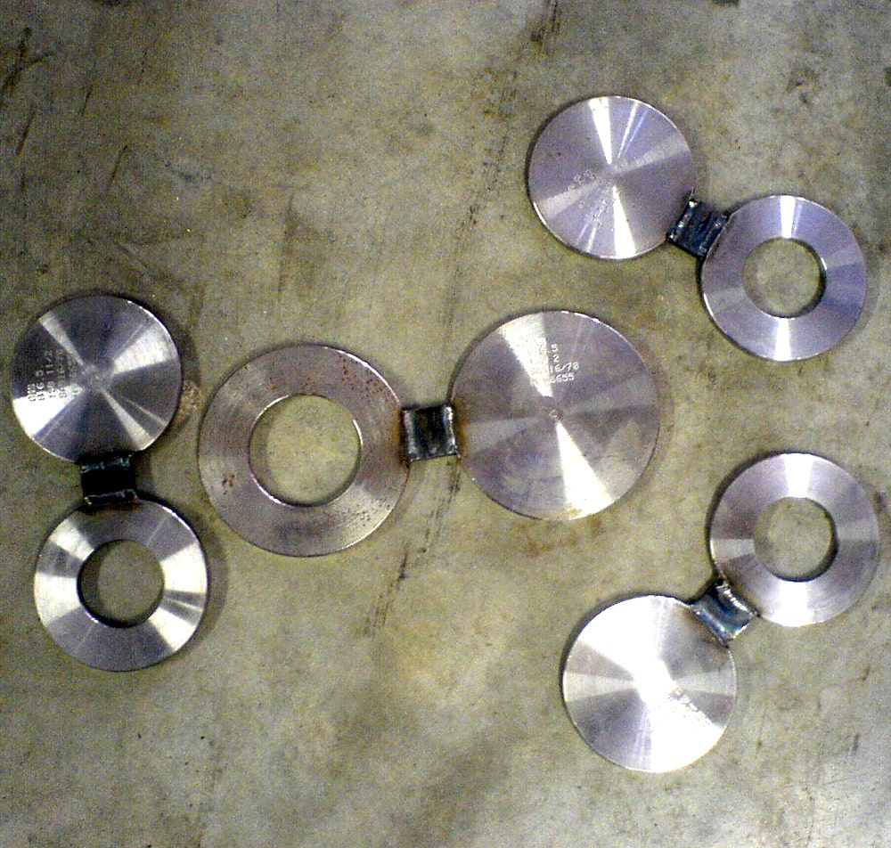 Alloy 20 Spactical Blind Flanges