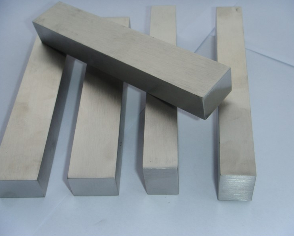 Stainless Steel 347/347H Square Bars