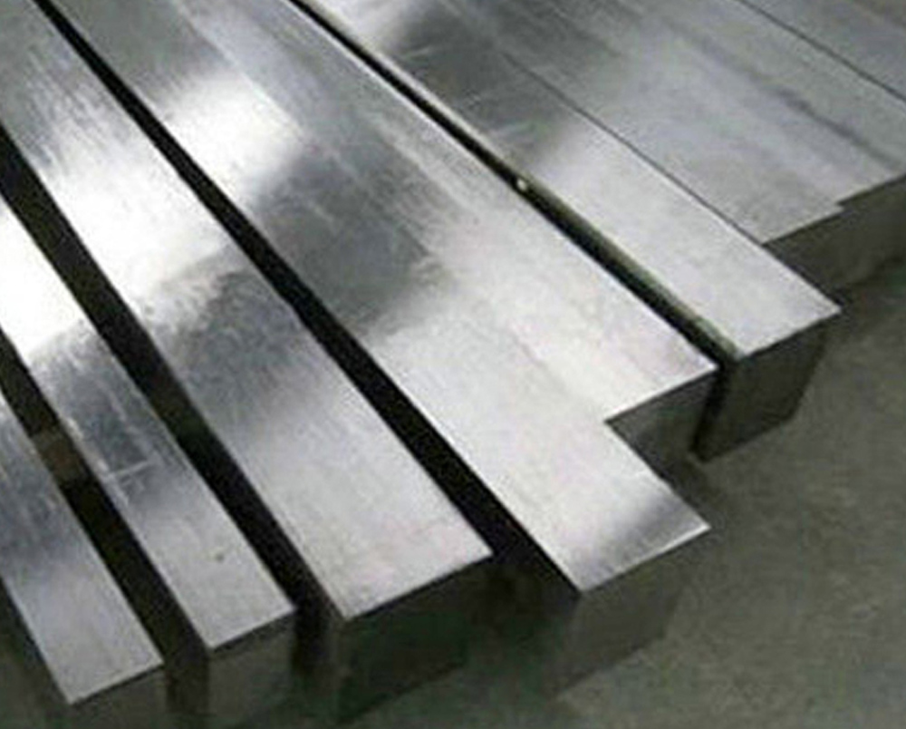Nickel Alloy 200 / 201 Square Bars