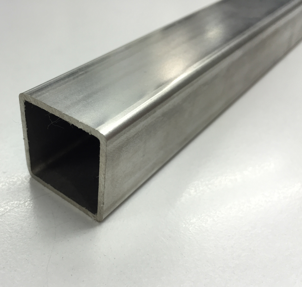 Alloy 20 Square Tubes