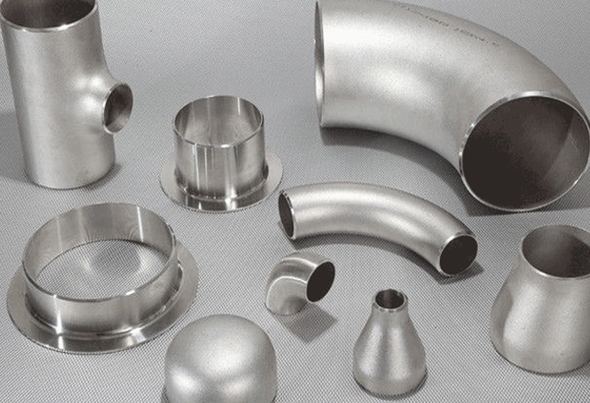 Stainless steel buttweld pipe fittings ss l