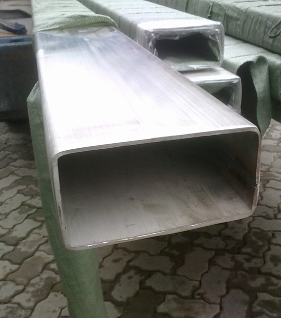 Alloy 20 Rectangular Tubes