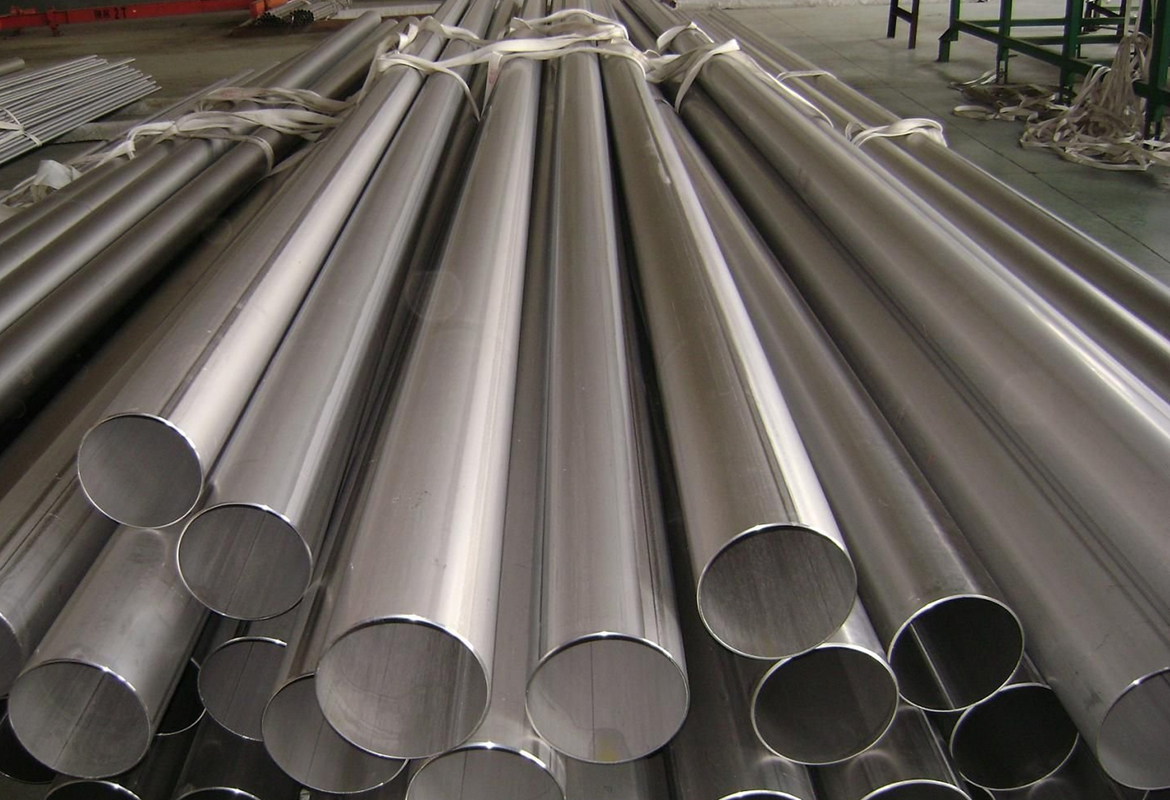 Stainless Steel 304 / 304L Seamless Tubes