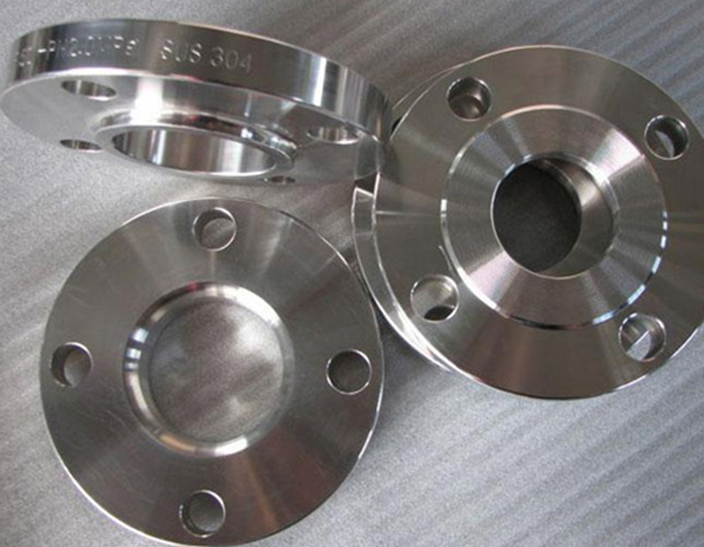 SS SORF Flanges