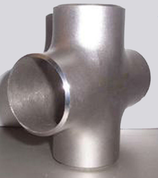 Stainless Steel 321 / 321H Buttweld Cross