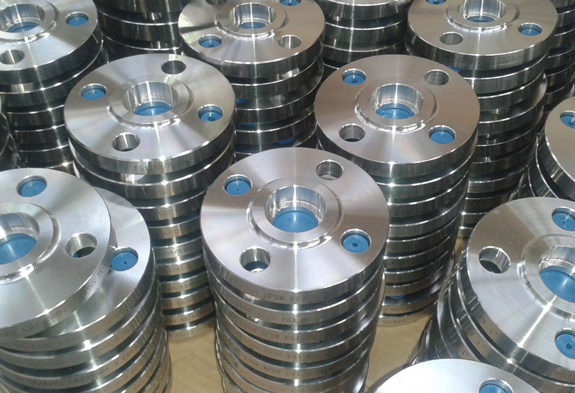 Super Duplex Steel UNS s32750/s32760 Flanges