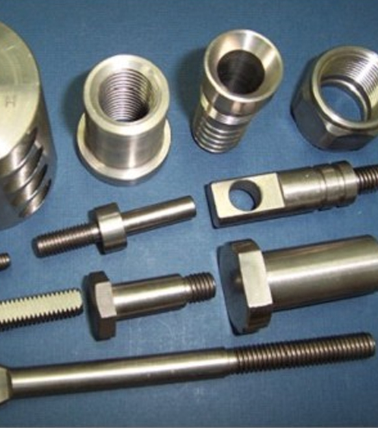 Titanium Alloy Hot Forged Fasteners