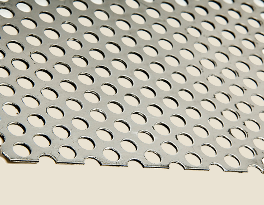Titanium Alloy Perforated Sheet