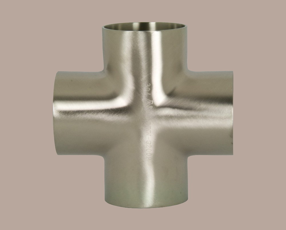 Titanium Buttweld Cross