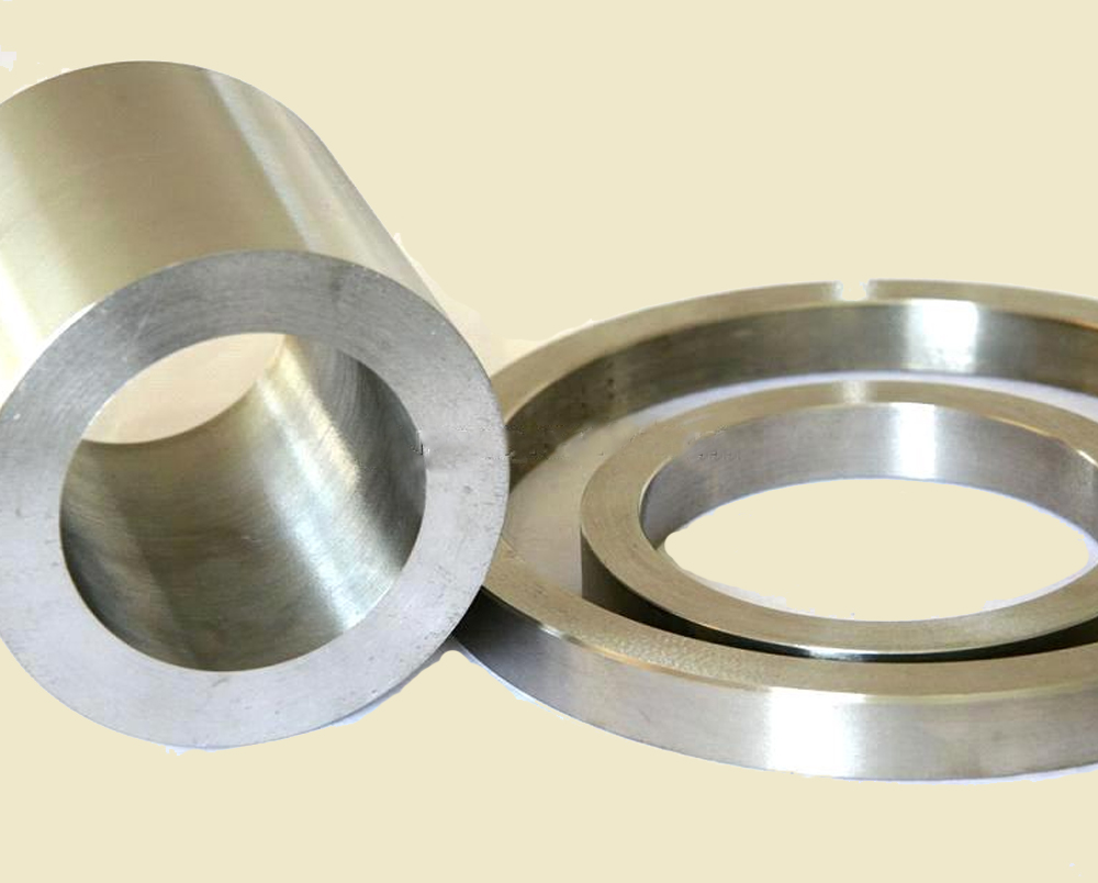 Titanium Alloy Rings