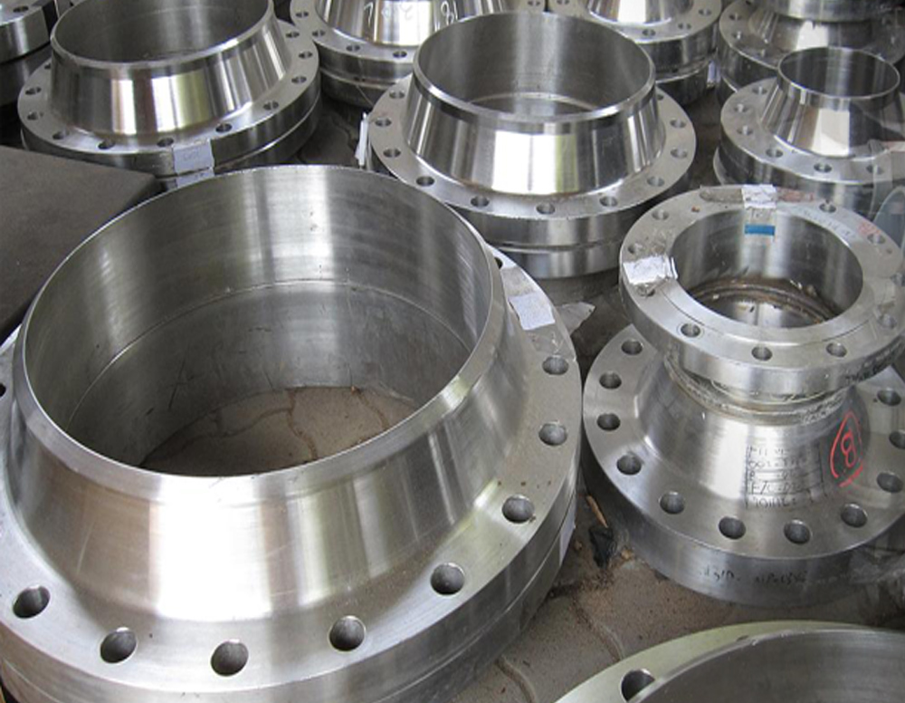 Titanium Ring Type Joint Flanges