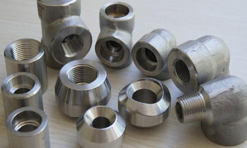 Titanium forged fittings alloy high pressure