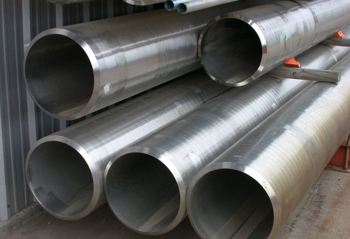 Monel 400 / K500 Welded Pipes